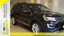 New 2016 Ford Explorer Mount Vernon IA Cedar Rapids, IA #66641