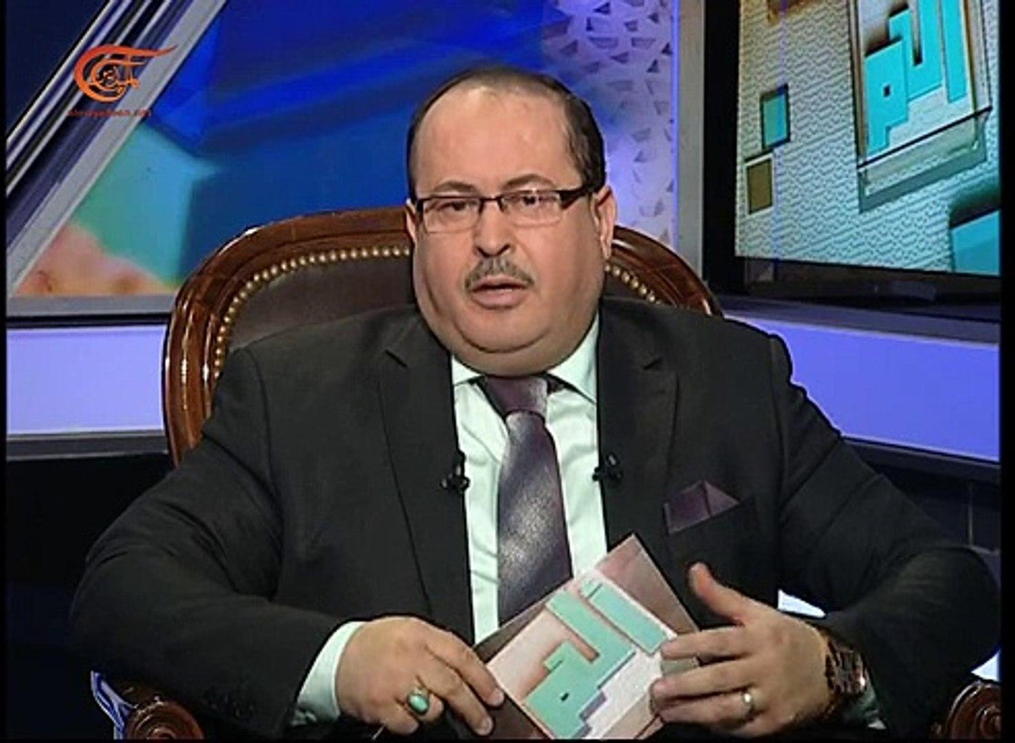 أ ل م | أبو حنيفة النعمان إمام أهل الرأي | 2016-05-26