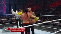 WWE Tag Team Championship Elimination Chamber Match_ Elimination Chamber 2015, on WWE Network