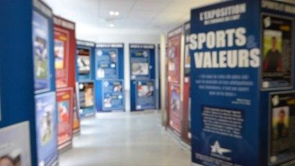 Exposition Sports et Valeurs