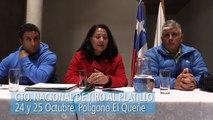 Campeonato Nacional de Tiro al Platillo  24 y 25 Octubre  Polígono El Queñe