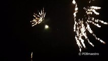 Jorge Thunder King (25 Shot Cake) and Absolute Fireworks Gold Rush (36 Shot Cake)