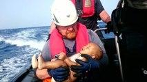 Une ONG publie une photo d'un nourrisson noyé pour sensibiliser au drame des migrants - Le 01/06/2016 à 14h47