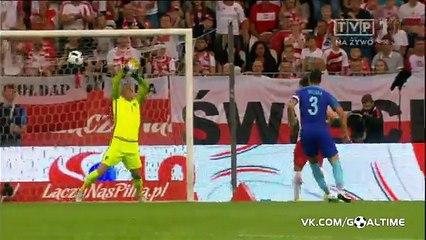Обзор матча · Польша - Голландия - 1:2