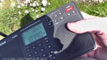 FM Radio Stations Heard Band Scan DX At North Devon In Ilfracombe On Big Hill