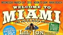 Welcome to Miami WMC @ Nikki Beach March 24 2010