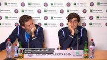 """Roland-Garros - Herbert : """"Un mauvais Pierre-Hugues sur le court"""""""
