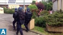 La prise d'otages au collège de Rimogne... était un exercice