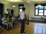 Spokane Highland Dancers and Spokane Scottish Fiddlers, July 29, 2010
