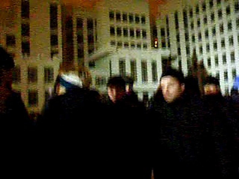 Митинг 19 декабря 2010, Минск. Провокаторы