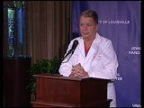 Kentucky's First Double Hand Transplant-Press Conf. 8/25/2010 Part 1