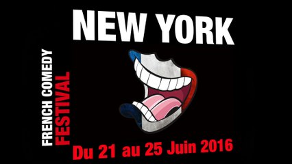 Programmation 2016 - French Comedy Festival à New York