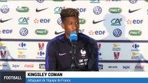 """Euro 2016 - Coman : """"Les propos de Benzema ? C'est n'importe quoi"""""""
