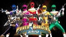 Tokusatsu Multiverse: Power Rangers Zeo