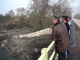 Ποτάμι ΓΚΙΟΛΙ Καστοριάς Πλημμύρα Λίμνης VIDEOβ 20 2 2010 009.avi