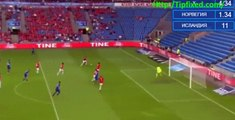 Sverrir Ingi Ingason Goal HD - Norway 1-1 Iceland 01.06.2016