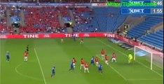 Sverrir Ingi Ingason Goal Replay HD - Norway 1-1 Iceland 01.06.2016