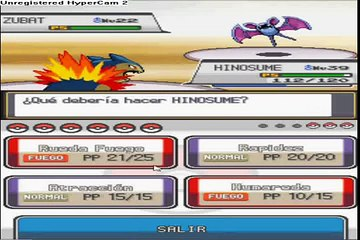pokemon heart gold parte 28 equipo rocked vencido
