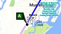 US 17 North Murrells Inlet  Garden City  Surfside Bch SC