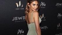 Kourtney Kardashian rocks killer dominatrix style leather look as she parties in Las Vegas1
