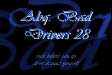 Abq. Bad Drivers 28