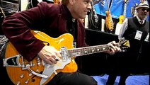 Kay Guitars at NAMM pt. 28 Danny B. Harvey
