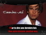 Allan Théo - Emmène-moi (karaoké réalisé par Softchess)