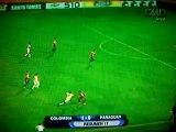 GOL DE JUAN QUINTERO - Colombia vs Paraguay 2-1 Sudamericano Sub 20 Hexagonal Final 03/02/2013