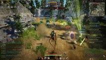 Black desert Sorcerer pvp Red Battlefield - video dailymotion