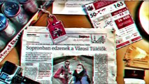 UrbanSurvivorsHu - 24 Hours in Sopron X GoPro