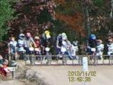 Woodland BMX - 11/2/13 -   moto 19 - 28-35 inter. - main event