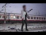 Milano - Ballano sui binari per un videoclip, 4 ragazzi nei guai (01.06.16)