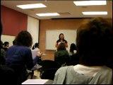 NIC第22期生USCサマーブリッジ6・プログラム初日・NIC Meeting