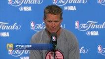 Warriors Set for NBA Finals Game 1 - Golden State Warriors