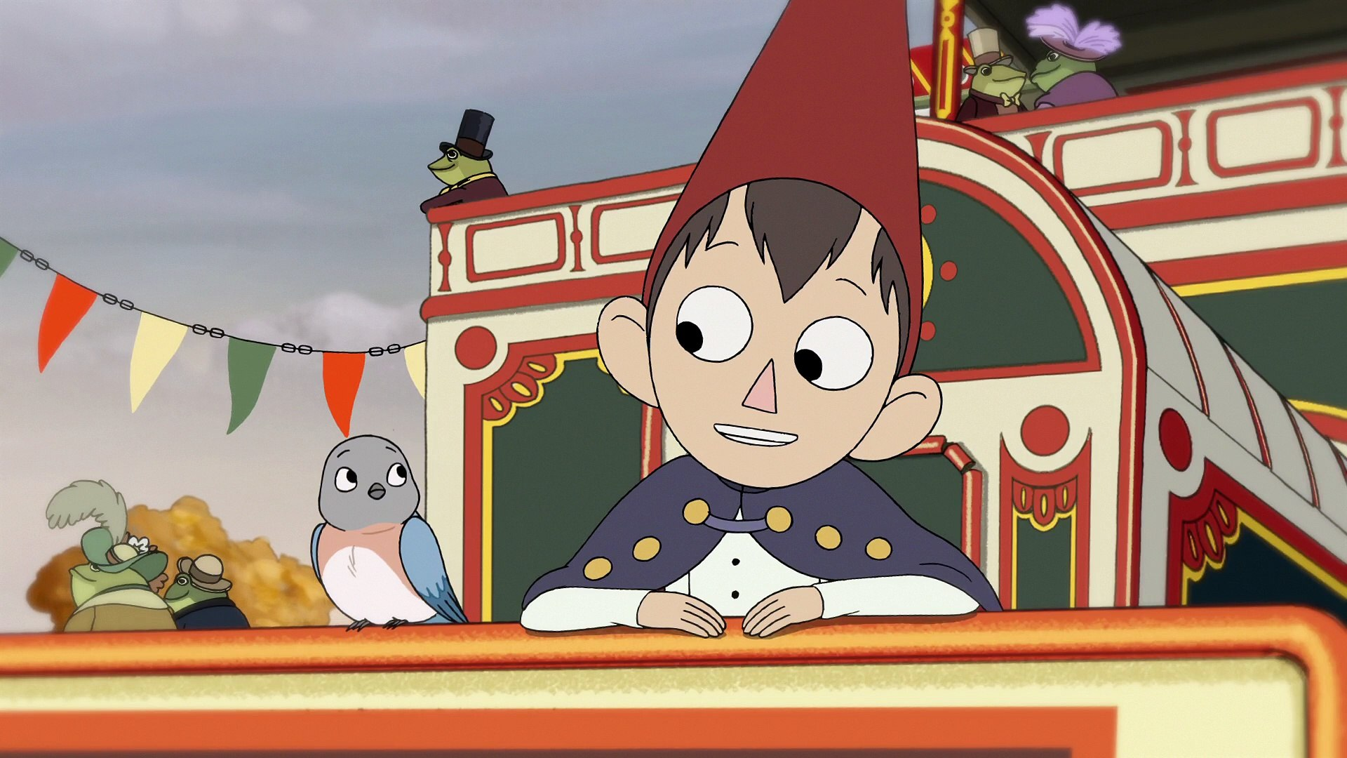 Over The Garden Wall Episode 6 Chapter 6 Lullaby In Frogland Hd
