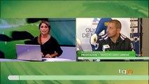 Tgn calcio 26 luglio Giorgia Cenni collegamenti da Neustift e Bardonecchia