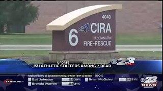 Congressman Kinzinger discusses the recent plane crash in Bloomington on CBS 23.