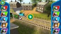 Thomas & Friends: Go Go Thomas! - Emily vs Thomas,Countryside - Speed Challenge By Budge Studios