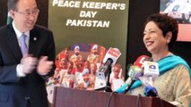 Pakistan Peacekeepers Day at UN Headquarters