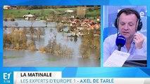 Comment l'éxécutif va-t-il se sortir de la colère sociale autour de la loi Travail et le coût des inondations : les experts d'Europe 1 vous informent