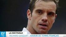 """Roland-Garros """"pas au niveau"""" d'un Grand-Chelem pour Gasquet"""