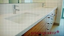 Quartz Stone Factory - Kings Quartz Stone - China Stone Countertop - Engineered Stone
