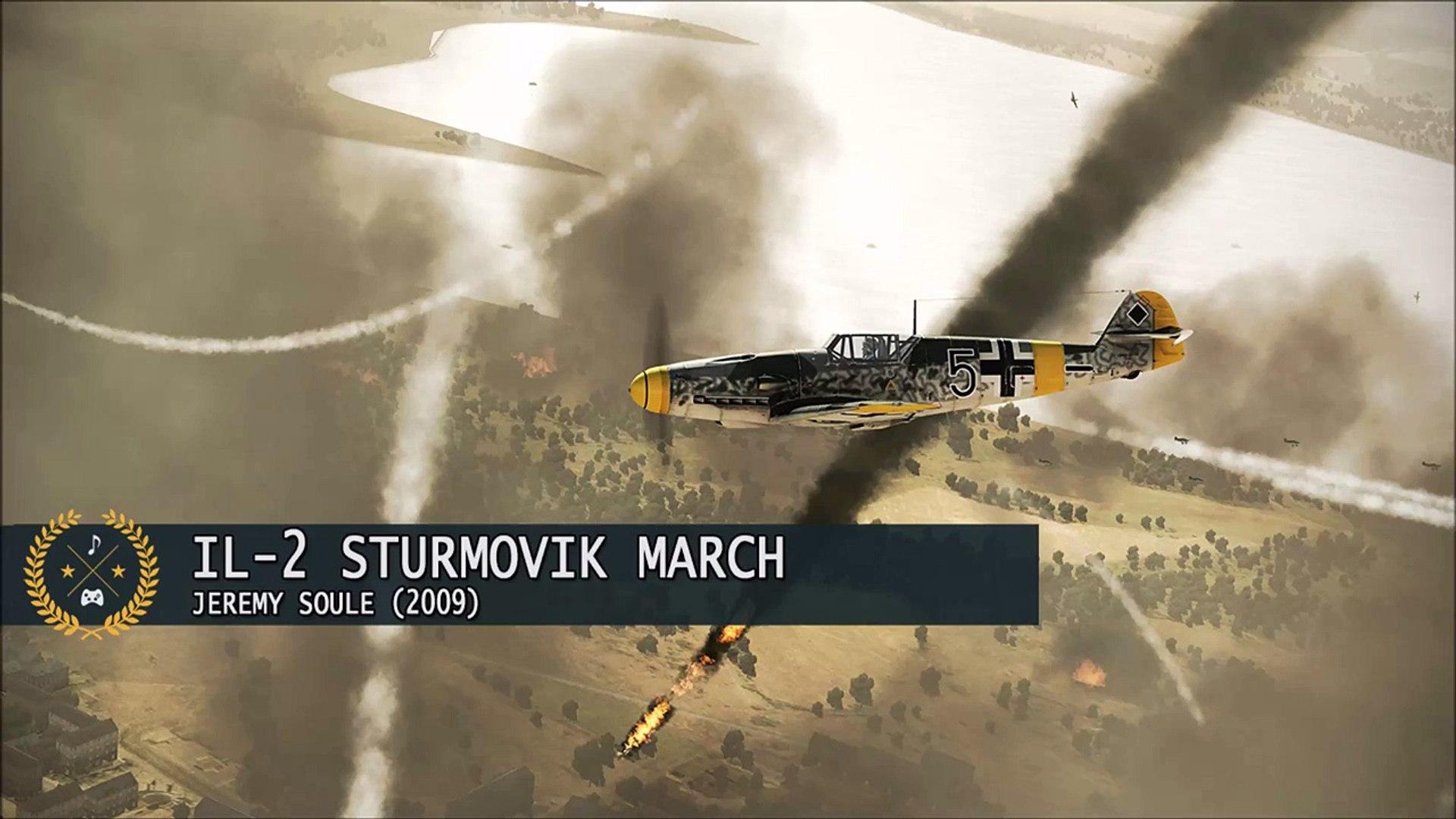 IL-2 Sturmovik Birds of Prey OST - IL-2 Sturmovik March