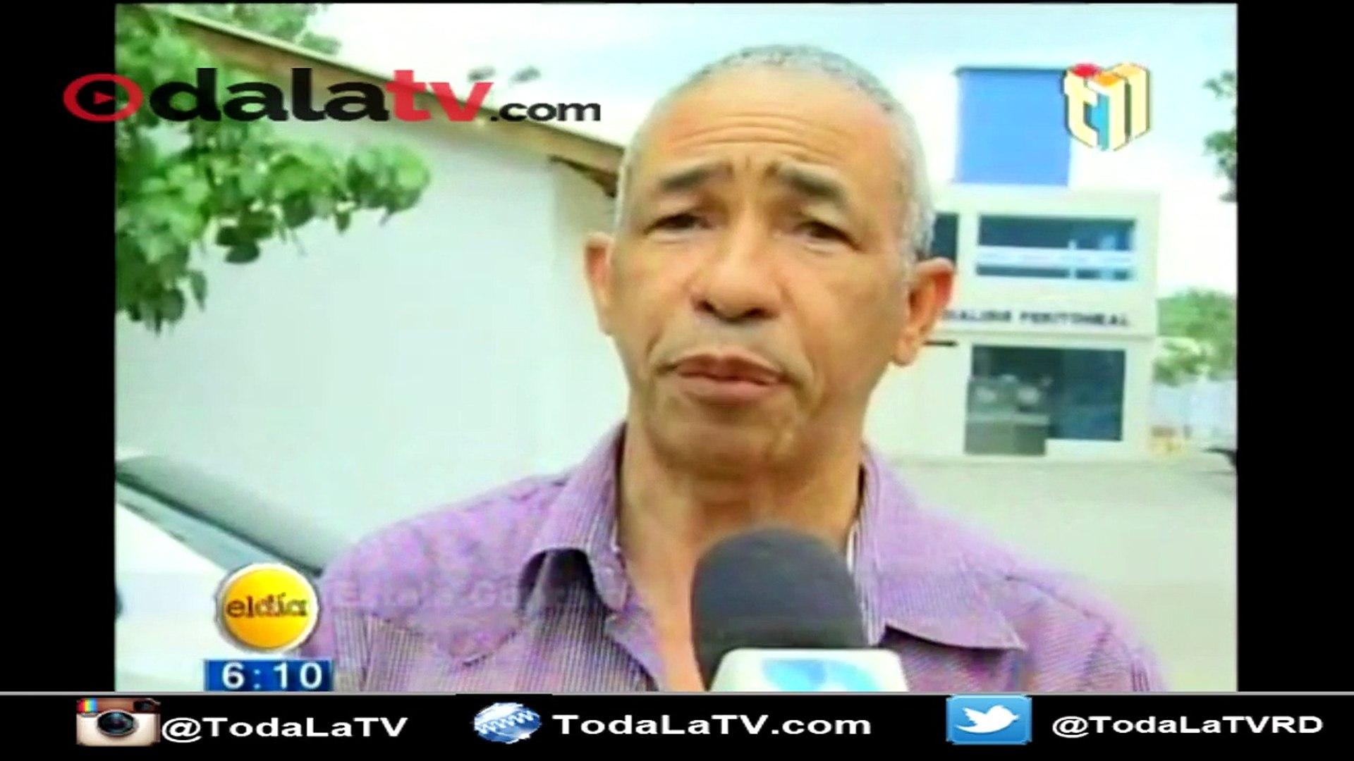 Una bacteria fue descubierta en  la cisterna del hospital Cabral y Báez.- El Día - Video