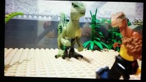 ryth 100 lego jurassic world raptor training