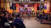 Traduttore arabo - Intervento Ahmed Ali Hassan sull'attentato a Parigi