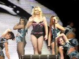 Britney Spears Femme Fatale Live in Chile parte 26