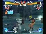 Naruto gekito ninja taisen EX gameplay