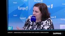 Denis Baupin accusé d'agressions sexuelles : Emmanuelle Cosse réaffirme son soutien à son mari (Vidéo)