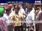 Congress against Maneka Gandhi's | Demonstrations against central government |